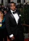 Diddy // 2009 Golden Globe Arrivals