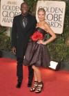 Seal & Heidi Klum // 2009 Golden Globe Arrivals