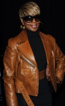 Mary J. Blige // Notorious Premiere