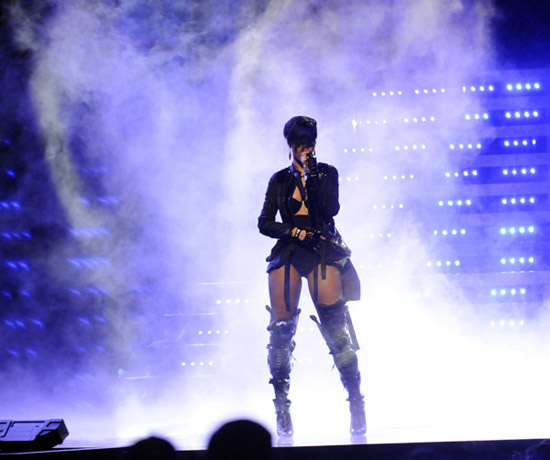Rihanna // Pepsi Smash Super Bowl Bash