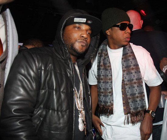 """Young Jeezy and Jay-Z // Young Jeezy """"Presidential Status"""" Inauguration Ball"""