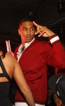 """Trey Songz // Young Jeezy \""""Presidential Status\"""" Inauguration Ball"""