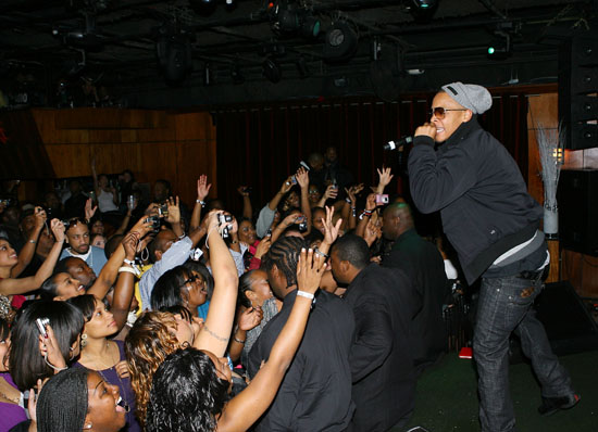 """T.I. // Young Jeezy \""""Presidential Status\"""" Inauguration Ball"""
