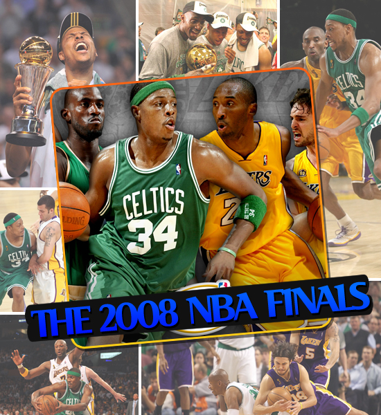 Best of 2008: Top Moments In Sports - Celtics Win Play ...
