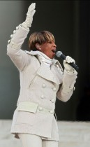 Mary J. Blige // Obama Inaugural Celebration