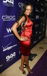 Brooke Bailey // Ciroc Vodka and 944 Magazine Party - Night 2