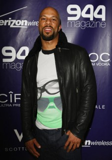 Common // Ciroc Vodka & 944 Magazine Party - Night 2