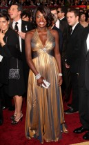 Viola Davis // 81st Annual Academy Awards (Oscars) Red Carpet
