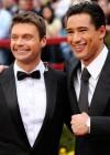 Ryan Seacrest & Mario Lopez // 81st Annual Academy Awards (Oscars) Red Carpet