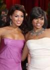 Alicia Keys and Taraji P. Henson // 81st Annual Academy Awards (Oscars) Red Carpet