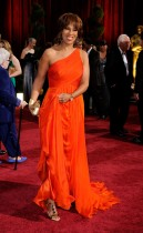 Gayle King // 81st Annual Academy Awards (Oscars) Red Carpet