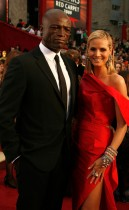 Seal & Heidi Klum // 81st Annual Academy Awards (Oscars) Red Carpet