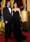Brad Pitt & Angelina Jolie // 81st Annual Academy Awards (Oscars) Red Carpet