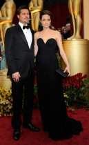 Brad Pitt & Angelina Jolie // 81st Annual Academy Awards (Oscars) Red Carpet