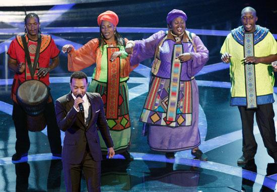 John Legend // 81st Annual Academy Awards Show