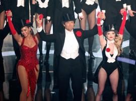 Beyonce, Hugh Jackman and Amanda Seyfried // 81st Annual Academy Awards Show