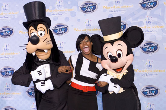 "Fantasia // ""American Idol Experience"" grand opening at Walt Disney World"