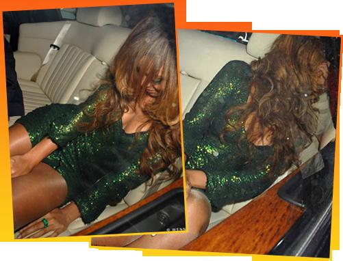 Beyonce drunk back in September 2006