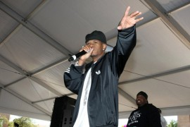 Chamillionaire // K-Mart And Protege Basketball Block Party