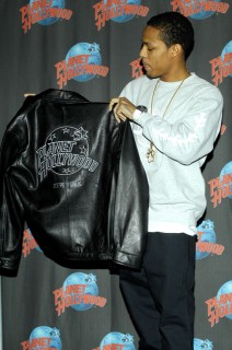 Bow Wow // Planet Hollywood in New York