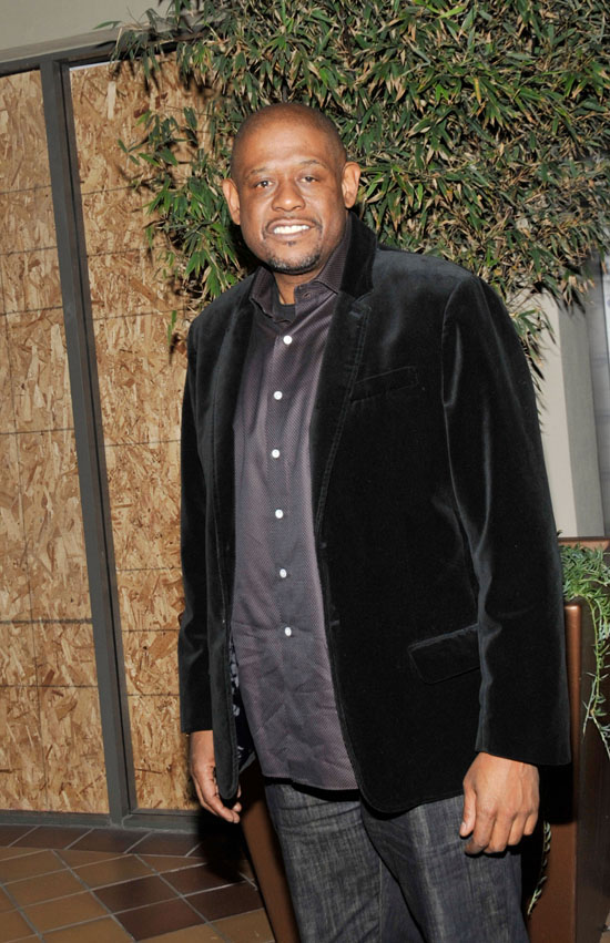 """Forrest Whitaker // Attends screening of """"Polanski Unauthorized"""" in West Hollywood"""