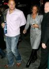 Mel B & Stephen Belafonte // Arriving at Knicks game in New York