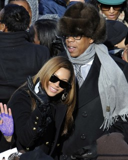 Beyonce & Jay-Z // President Barack Obama\'s Inauguration
