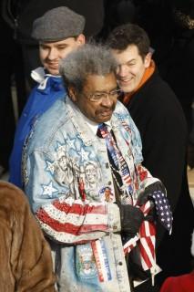 Don King // President Barack Obama\'s Inauguration