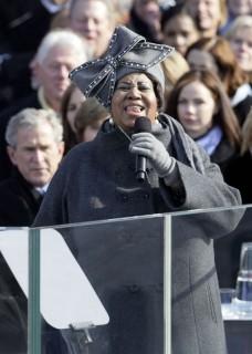 Aretha Franklin // President Barack Obama\'s Inauguration