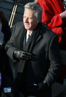 Dustin Hoffman // President Barack Obama\'s Inauguration