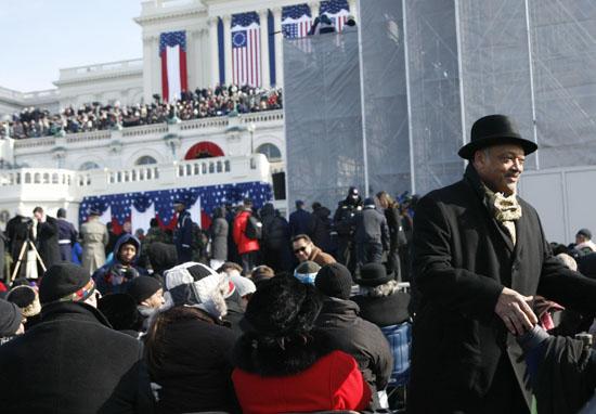 Rev. Jesse Jackson, Sr. // President Barack Obama\'s Inauguration