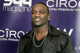 Akon // Ciroc Vodka Party at 944 for NBA All-Star Weekend 2009