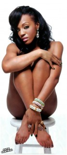 Dawn Richard // King Magazine (March 2009 Issue)