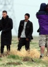 """T.I. & Justin Timberlake // On location for """"Dead and Gone"""" music video"""