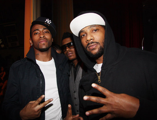 Willi & Brian (Day 26) and Polow Da Don // DJ Clue\'s Birthday Party at M2