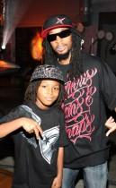 "Lil Jon & his son // ""Daydreamin"" music video shoot"