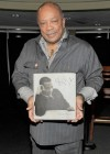 Quincy Jones // Event celebrating new book