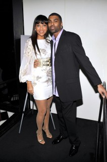 """Lisa Raye-McKissick & Ginuwine // Ginuwine Album Release Party for \""""A Man\'s Thoughts\"""""""