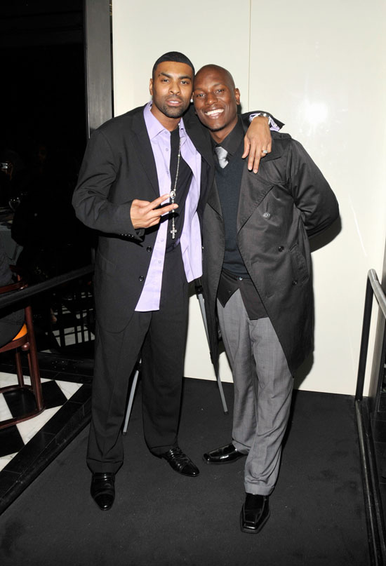"""Ginuwine & Tyrese // Ginuwine Album Release Party for """"A Man's Thoughts"""""""