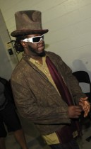T-Pain // 2009 Grammy Awards (Backstage)