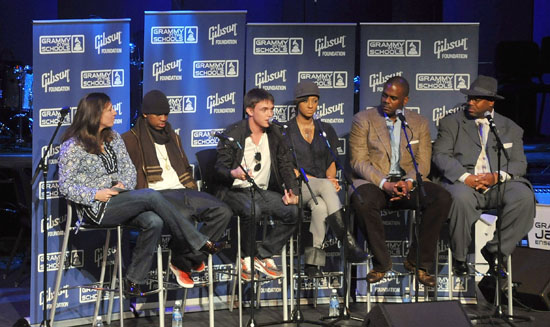 Celebrity Musician Panel // Grammy Career Day 2009