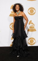 Yolanda Adams // 2009 Grammy Awards Press Room