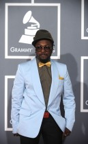 Will.i.am // 2009 Grammy Awards Red Carpet