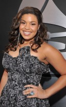 Jordin Sparks // 2009 Grammy Awards Red Carpet