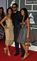 Eric Benet // 2009 Grammy Awards Red Carpet