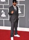 J. Holiday // 2009 Grammy Awards Red Carpet