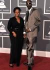 Snoop Dogg & (wife) Shante Broadus // 2009 Grammy Awards Red Carpet