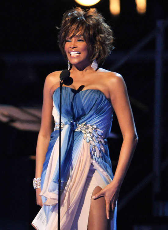 Whitney Houston // 2009 Grammy Awards Show