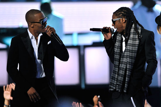 T.I. & Lil\' Wayne // 2009 Grammy Awards Show