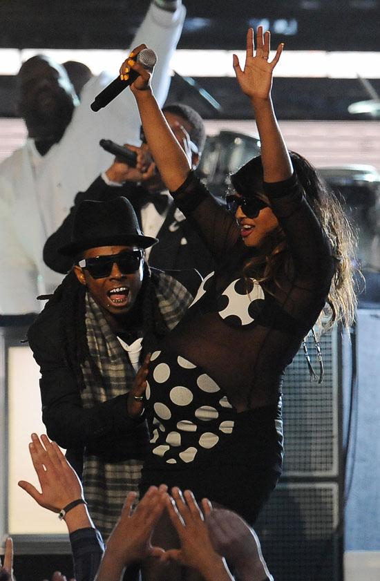 Lil\' Wayne & M.I.A. // 2009 Grammy Awards Show